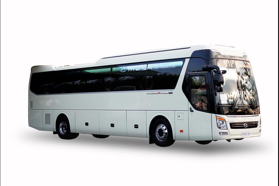 open bus hue hoi an