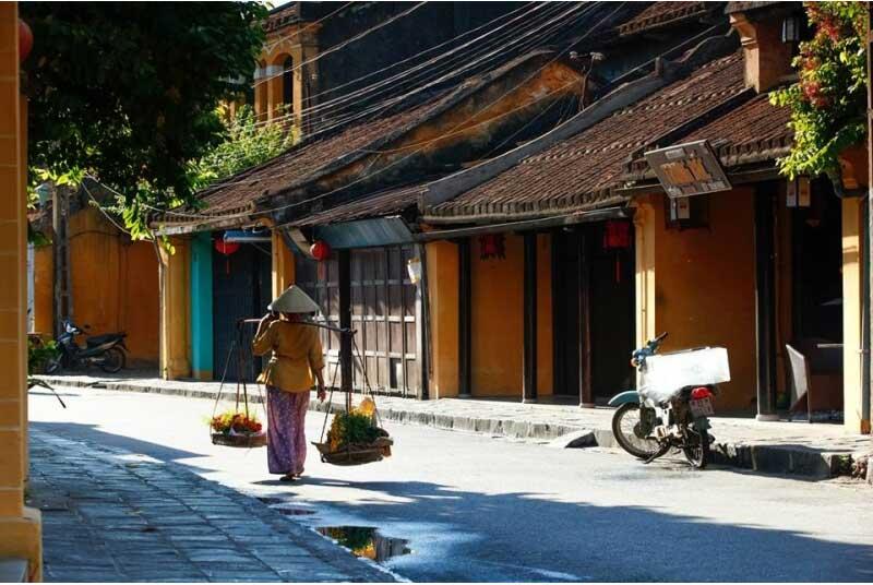 hoi an city vietnam