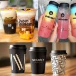 chọn ly giấy ly nhựa hay chai nhựa để đựng trà sữa take away