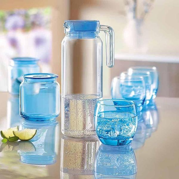 bộ ly cốc thủy tinh chất lượng