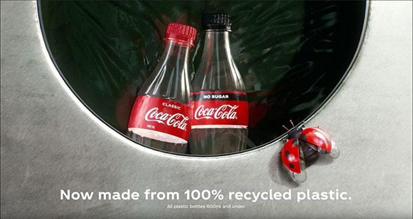 Giải pháp tái chế chai nhựa sau sử dụng của Coca-Cola Việt Nam