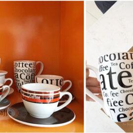 chọn ly đựng cafe